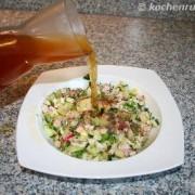 Okroschka: Kalte Kwasssuppe für die Sommerzeit.