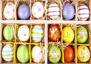 Eier Variationen