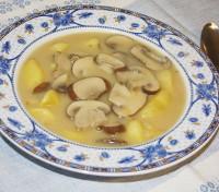 Schlank mit Suppen