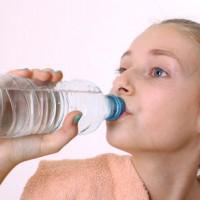 Wassertrinken ist gesund